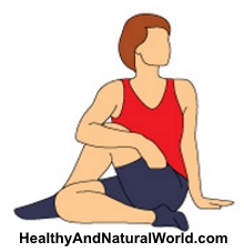 the best yoga poses to soothe sciatic nerve pain
