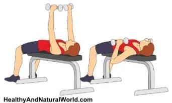 bench press up