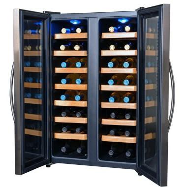 Best Wine Coolers 2017 Wine Refrigerator Reviews Ratings