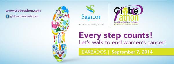 Globeathon Barbados 2014