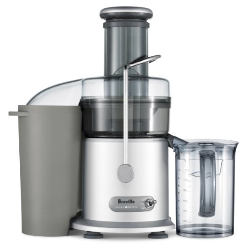 Breville RM-JE98XL Juice Fountain Plus 850-Watt Juice Extractor (Certified Remanufactured)