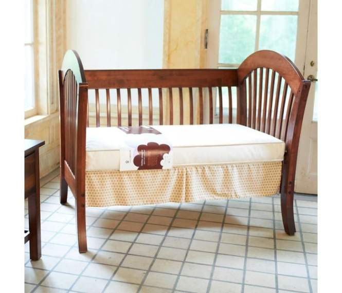 Np Classic Crib Mattress 1