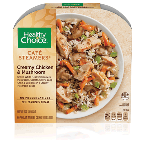 easy low calorie meals cafe steamers