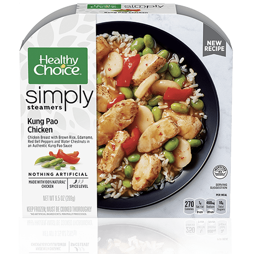 Simply Steamers | Healthy Choice
