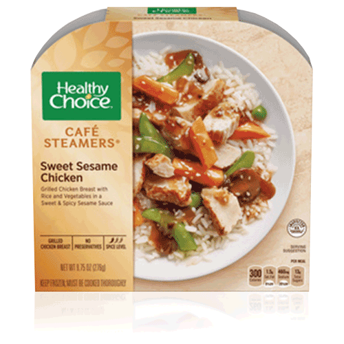 sweet sesame chicken