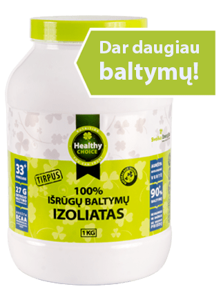 Izoliatas Healthy Choice