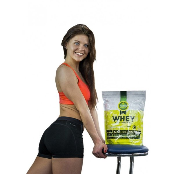 "Whey Protein ""Healthy Choice"""