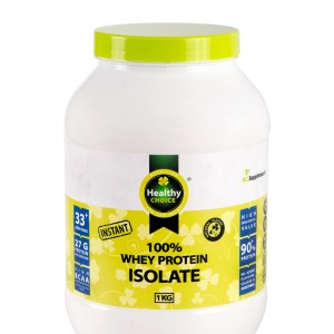 100% Whey Protein Isolate, 1Kg