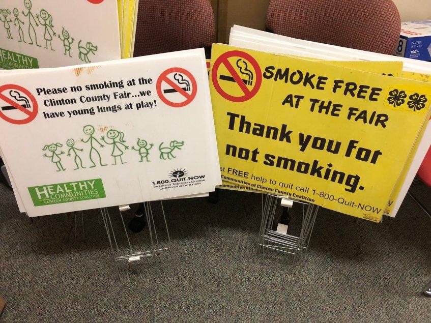 Healthy Communities smoke free initiative