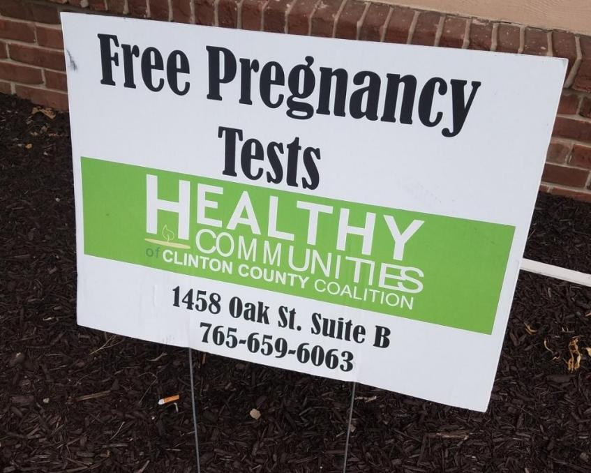 Free Pregnancy Test Program
