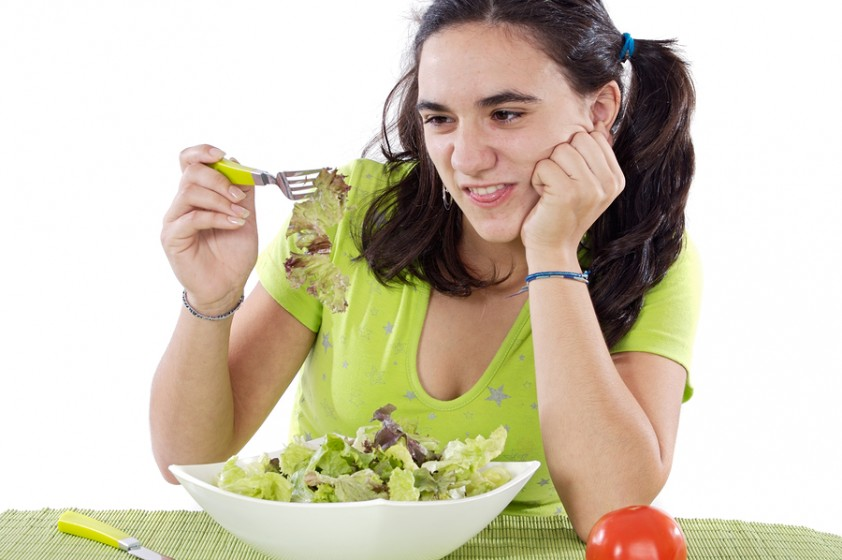 Healthy Food Fast Food