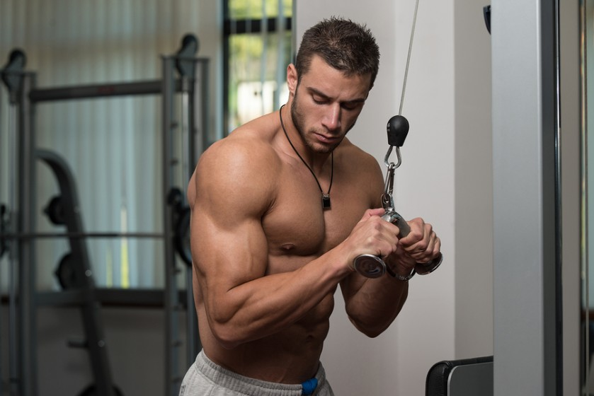 Develop Impressive Chest And Triceps With These Moves