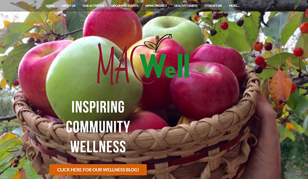 The Mercersburg Area Council for Wellness (MACWell) is a non-profit organization promoting wellness and healthy habits.