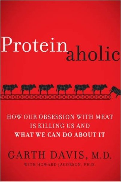 Photo of the Book Proteinaholic
