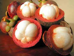 Mangosteen aka Garlic Fruit