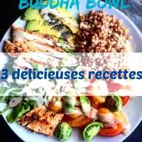 3 idées de Buddha Bowl