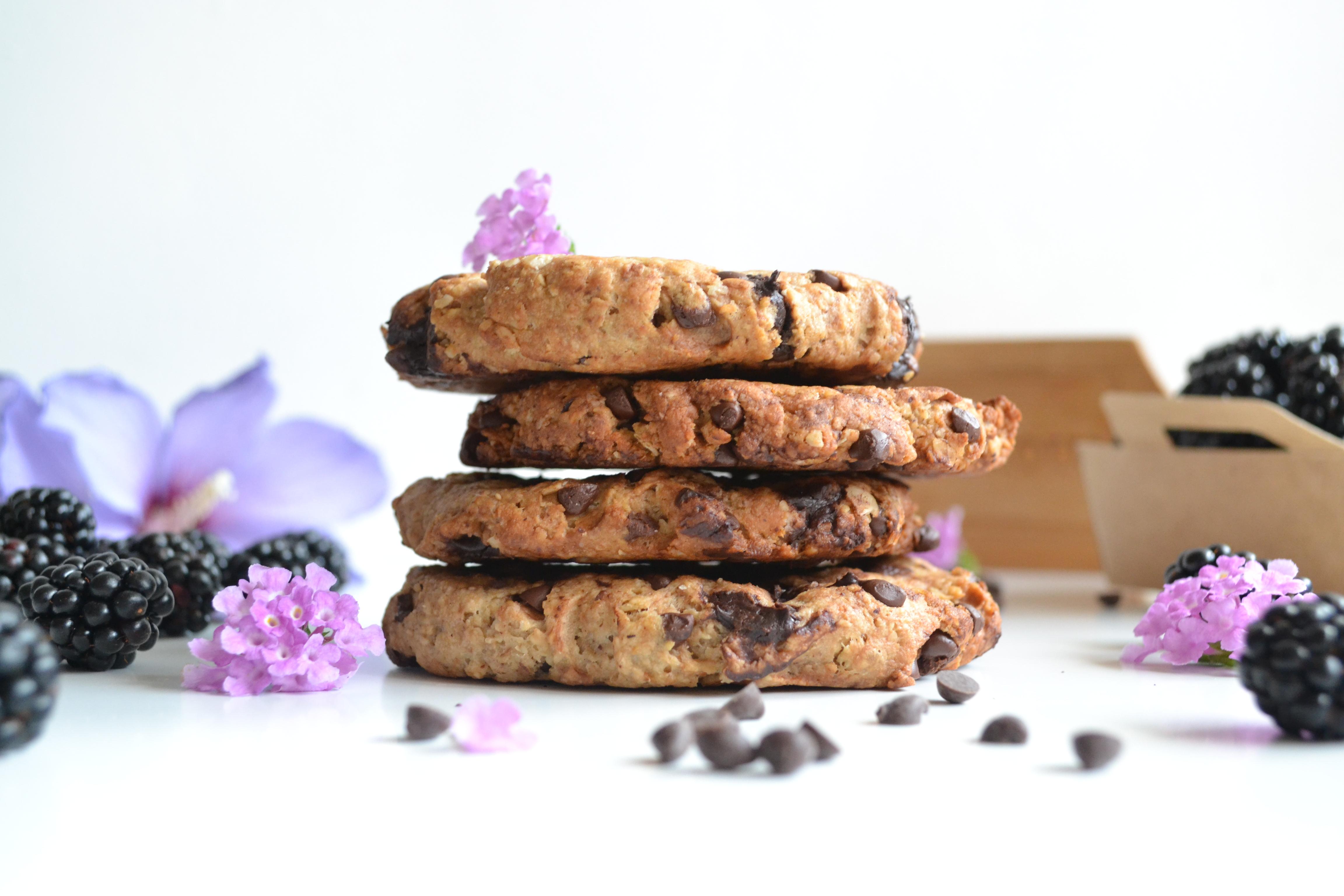 Cookies sans matières grasses ni sucres ajoutés