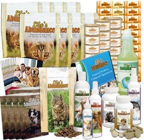 Life's Abundance Cat Executive Field Rep Pack