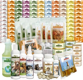 Life's Abundance Pet Executive Field Rep Pack