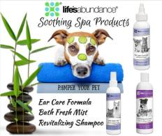 Life's Abundance Soothing Spa Products