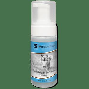 Foam Breath Freshener for Dogs
