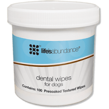 Dental Wipes for Dogs