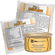 Sample Pack of Life's Abundance Cat Food