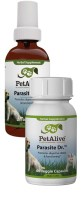 Pet Alive Parasite Dr promotes digestive detox and functioning