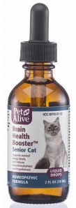 Brain Health Booster for Senior Cats