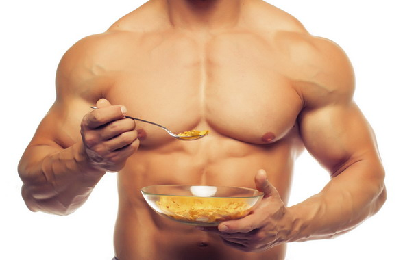 Image result for muscle building food