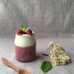 Raspberry Chia Pudding