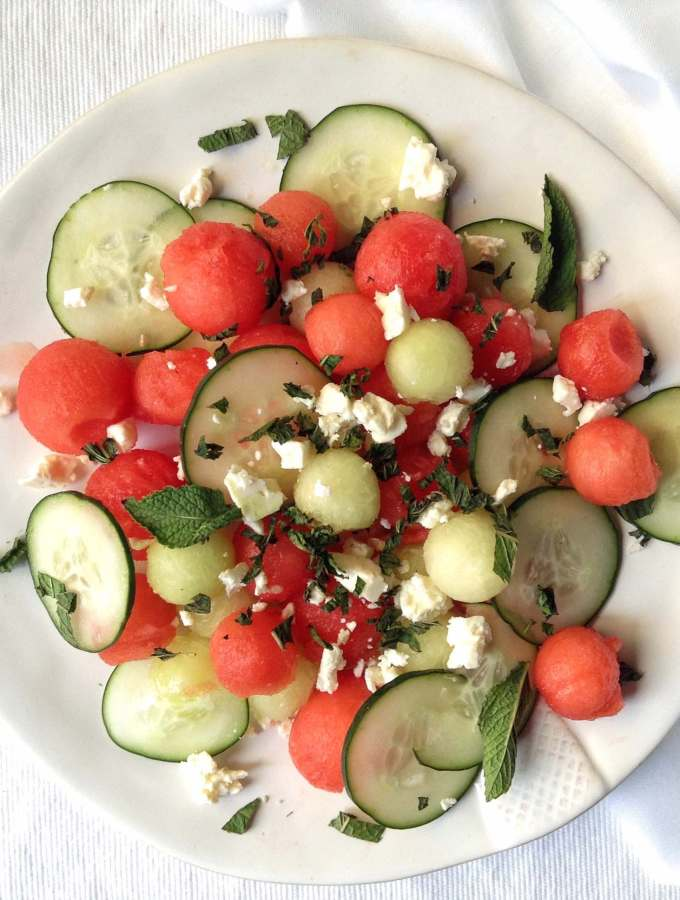 watermelon-salad-with-cucumber-and-feta