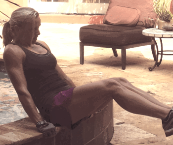 Extreme Heat Home Workout