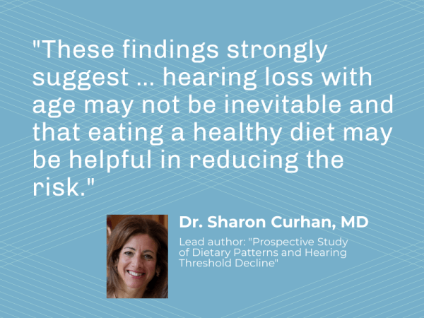 Quote from Dr. Sharon Curhan