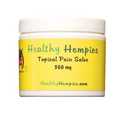 Topical Pain Salve 500 mg