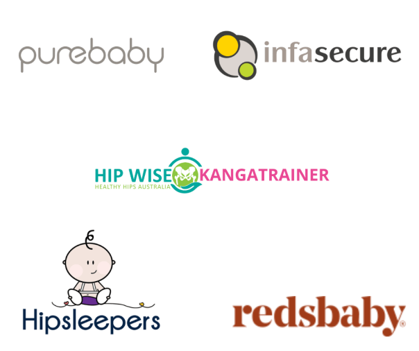 Advertising Hip Wise partners with hip dysplasia friendly products and services