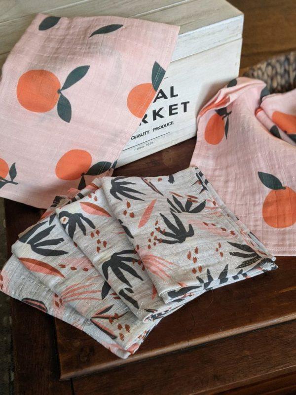 Tea Towel 100% Organic Cotton