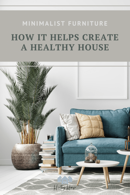 how to be a conscious consumer and purchase less and more quality furniture