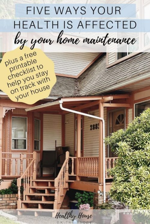 five ways your home maintenance is affecting your health