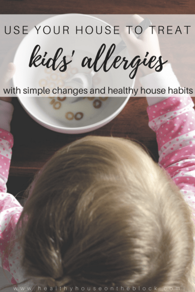kids allergy treatment and prevention
