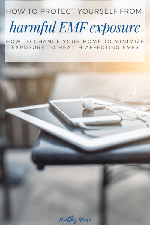 what is emf protection and how to use it at home