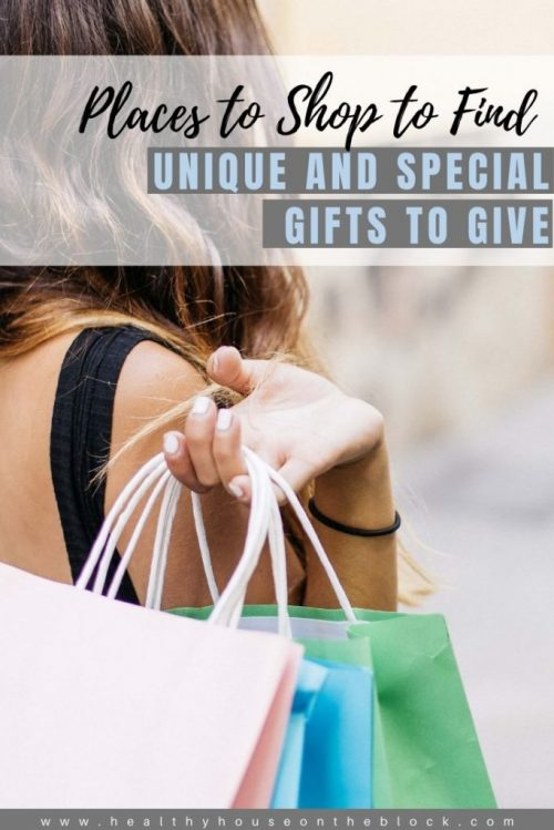 where to shop for the best gift ideas