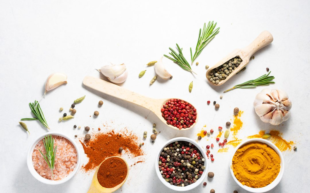 Benefits of Juicing Herbs and Spices