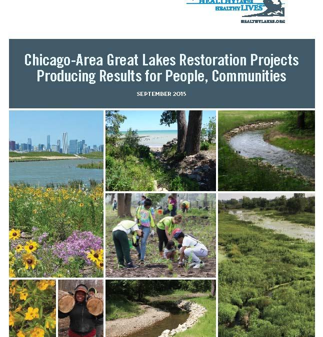 Chicago-Area Great Lakes Restoration Projects: Producing Results for People, Communities
