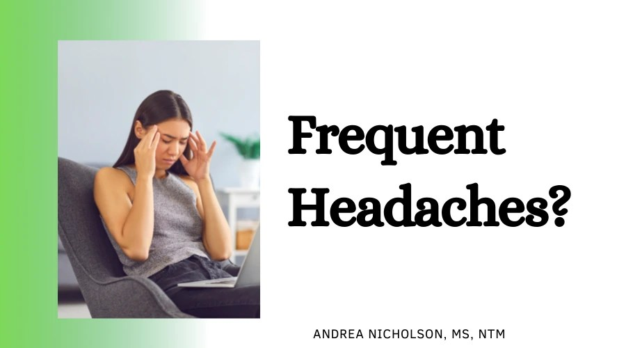 chronic headaches: types, symptoms and natural remedies
