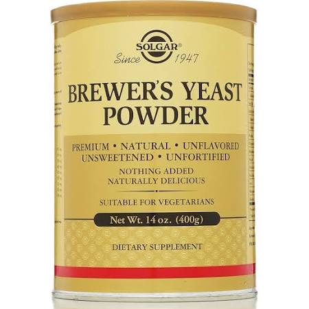Brewer's yeast contains 36.2mg per 100g