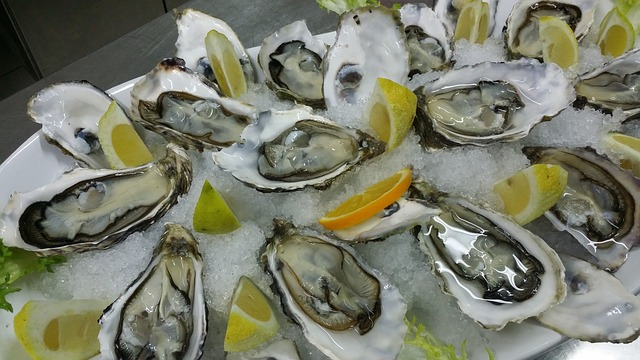 Oysters: approx. 1.5mg per 3oz cooked