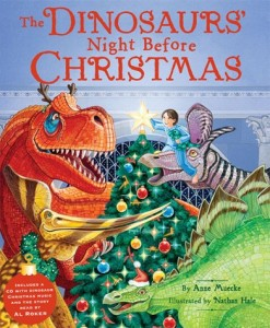 Dinosaur Night Before Christmas