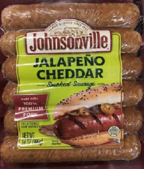 Johnsonville, LLC Recalls Smoked Pork Sausage Products