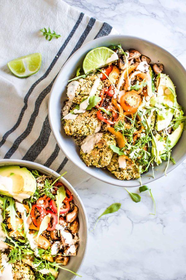 Healthy Little Vittles | Quinoa Power Bowls